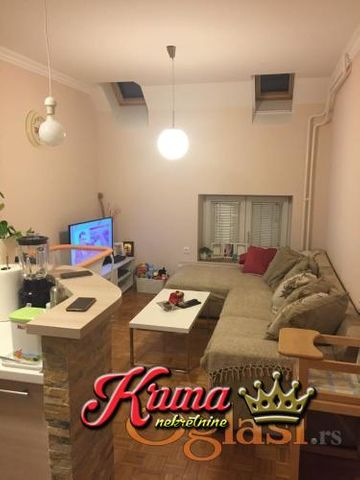 Novi Sad - Centar, Dvosoban stan, Prodaja, velika slika 1