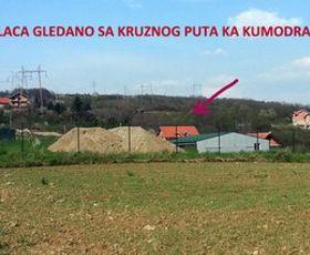 Zemljoradnička, Građevinsko zemljište, Prodaja
