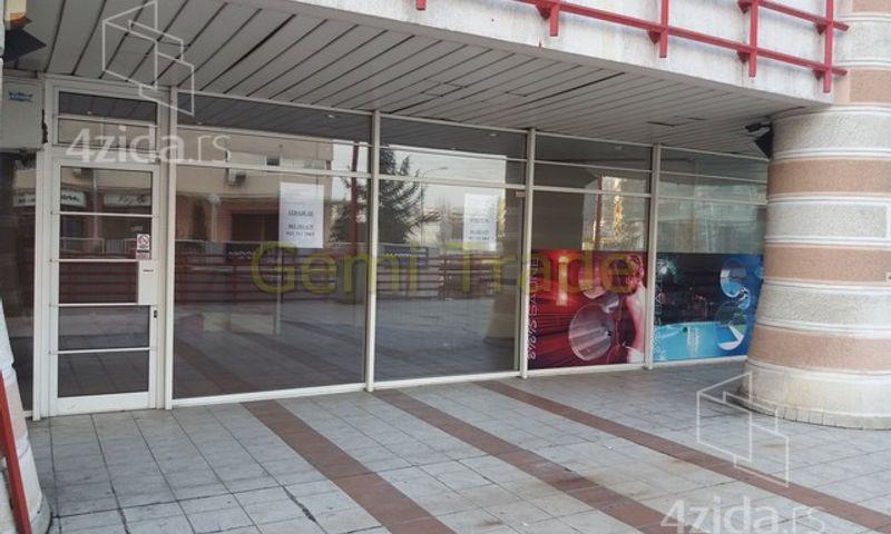 Bulevar Mihaila Pupina 10, Novi Beograd, Srbija, Lokal, Izdavanje, velika slika 1