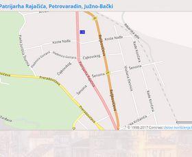 Patrijarha Rajačića, 2-etažna kuća, Izdavanje