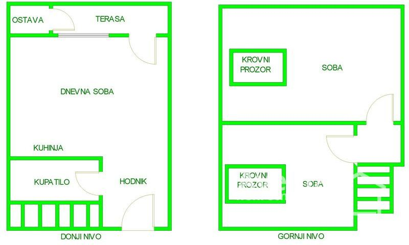 SOCIJALNO, NOVI SAD, Trosoban stan, Prodaja, velika slika 1
