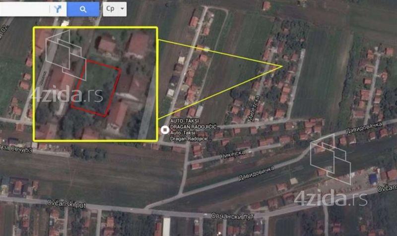 Miletska, Građevinsko zemljište, Prodaja, velika slika 1