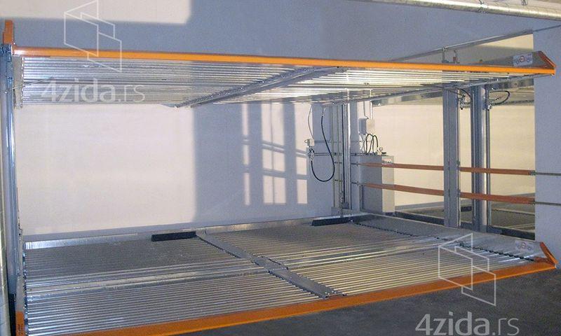 Venizelosova, Garaža, Izdavanje, velika slika 1