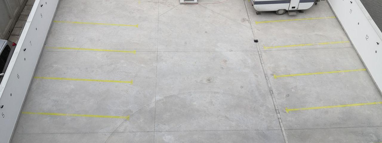 Bele njive , Garaža, Izdavanje, velika slika 1
