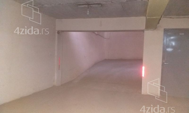Ćirpanova, Garaža, Izdavanje, velika slika 1