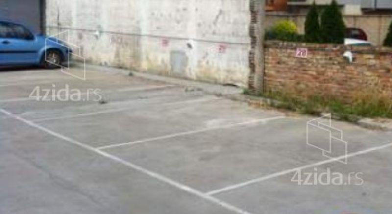 Kopitareva Gradina, Parking, Izdavanje, velika slika 1