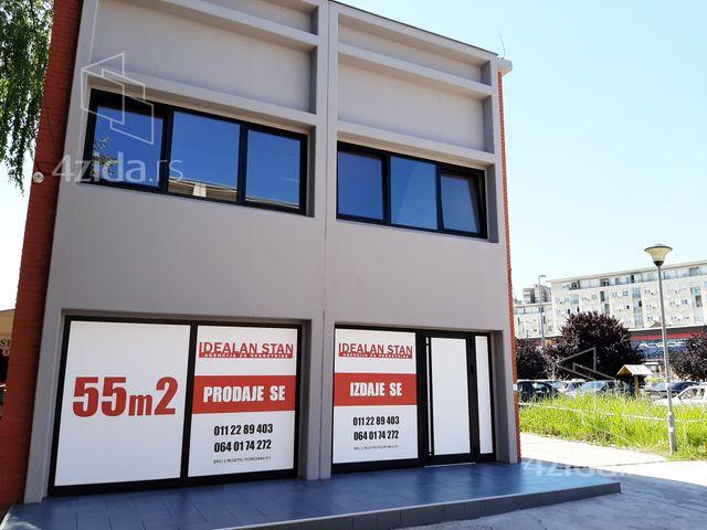 UDARNI DEO JURIJA GAGARINA , Lokal, Prodaja, velika slika 1