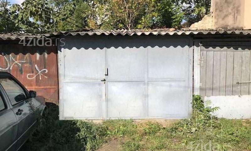 Stefana Stefanovića, Garaža, Izdavanje, velika slika 1
