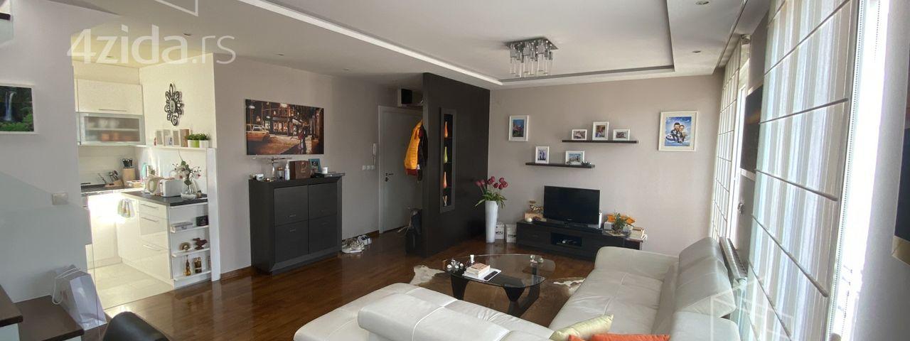 NOVO LUX Gospodara Vucica, Trosoban stan, Prodaja, velika slika 1