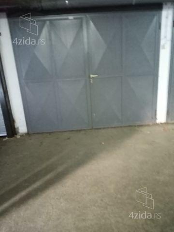 ŽELEZNIČKA, Garaža, Izdavanje, velika slika 1